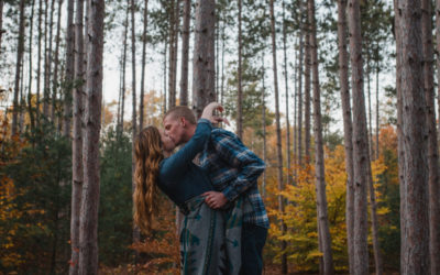 Sally and Dustin Engagement 2017