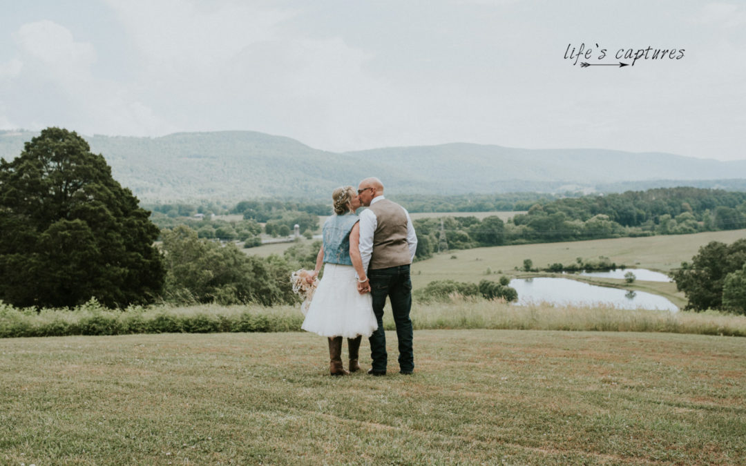 Mr. and Mrs Jenkins Tennessee Wedding 2018